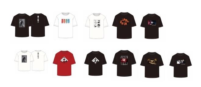呪術廻戦Tシャツ
